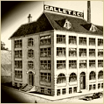 History of the Gallet Watch and Clock Company...