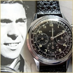 Famous Gallet Chronograph watches and Timers...