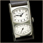Gallet Duo-Dial Doctor's Watch...