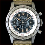 Gallet Chronograph - The Flight Officer...