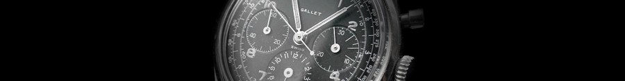 Official Gallet Chronograph World  Website...