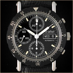Gallet MultiChron Diving chronograph...