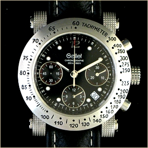 MultiChron Model 12 Chronograph - Limited Edition