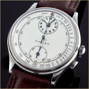 Gallet MultiChron Regulator (1st series)...