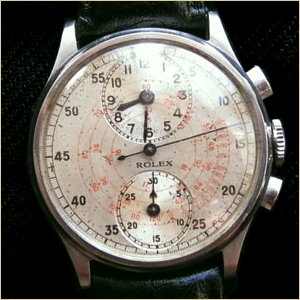 Gallet MultiChron Regulator (2nd series)...